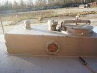 Zbiornik na olej opałowy 1.6m3 1280kg (117-5) #5