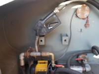 Zbiornik na olej opałowy 1.6m3 1280kg (117-5) #8