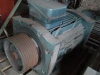 Silnik jednobiegowy o mocy 92 kW (110-32) #1